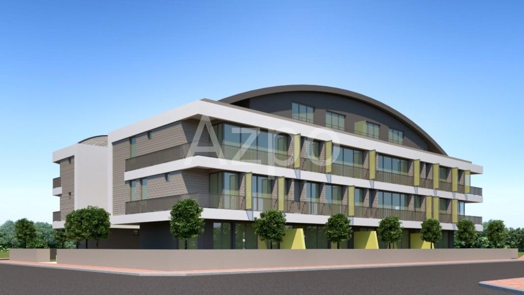 Квартиры планировки 2+1 в районе Гюзельоба Лара - Фото 3