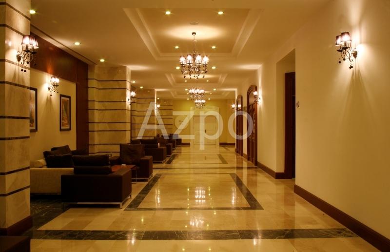 Меблированная квартира в комплексе Каргыджак - Фото 24