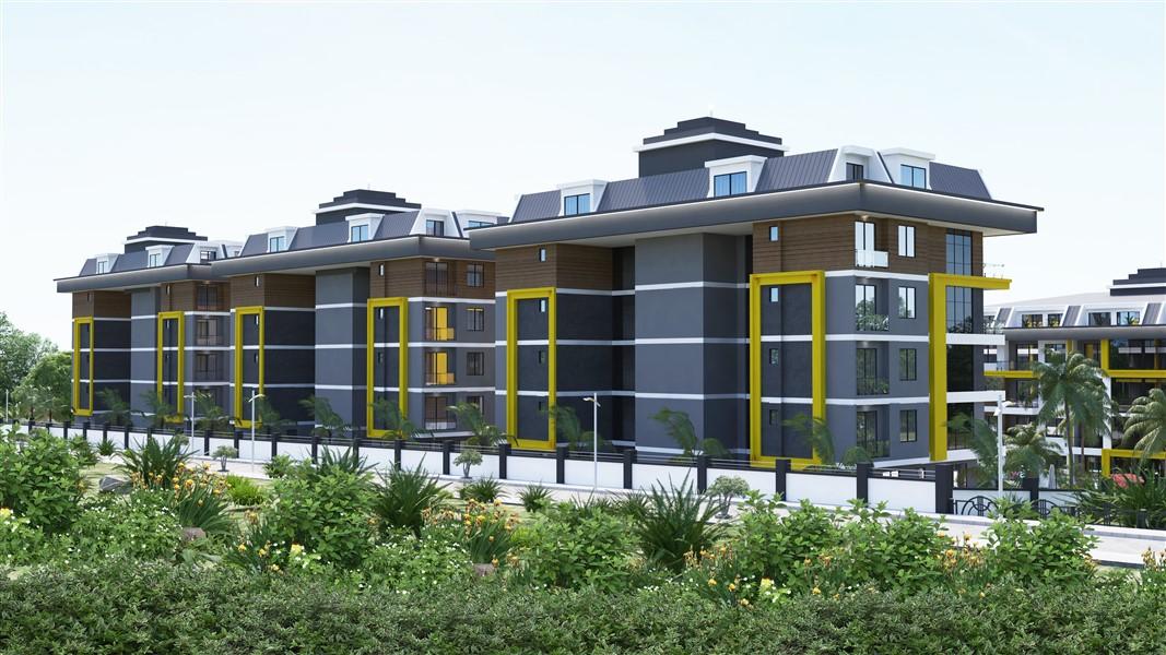 Квартиры в строящемся жилом комплексе район Кестель - Фото 13