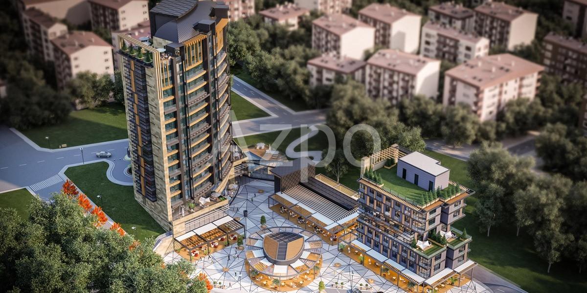 Новый инвестиционный проект в Кадыкёй - Фото 9