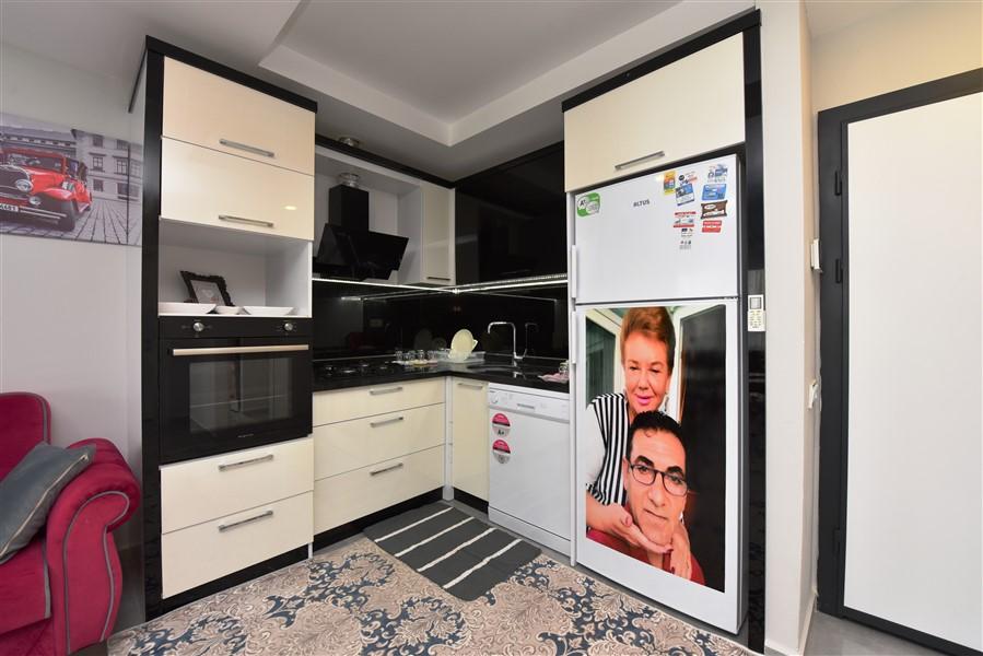 Меблированная квартира 1+1 в районе Махмутлар - Фото 8