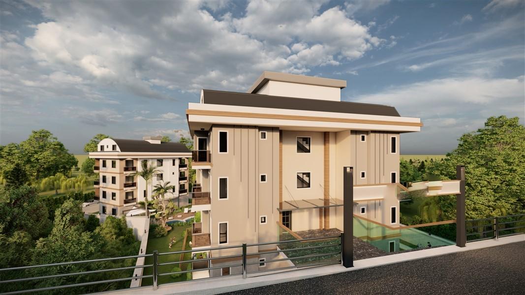 Проект комфортабельного жилого комплекса с инфраструктурой - Фото 4