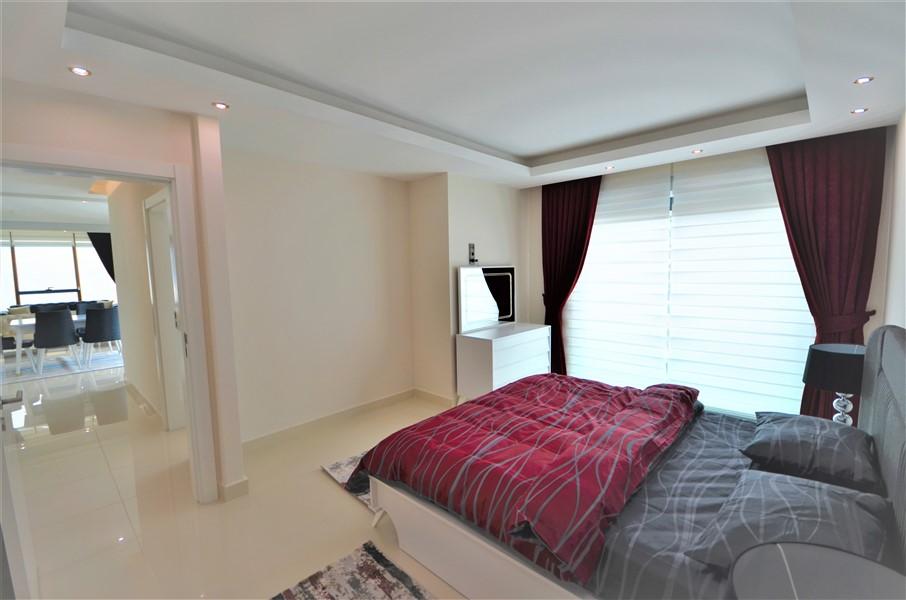 Меблированная квартира 2+1 с видом на Средиземное море - Фото 33