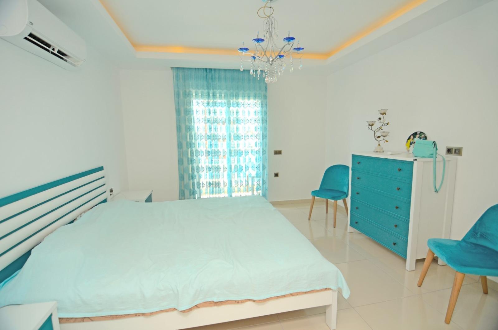 Трёхкомнатная квартира с мебелью и бытовой техникой - Фото 19