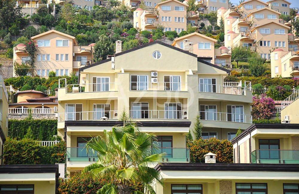 Трехэтажная вилла 7+1 с видом на море - Фото 2