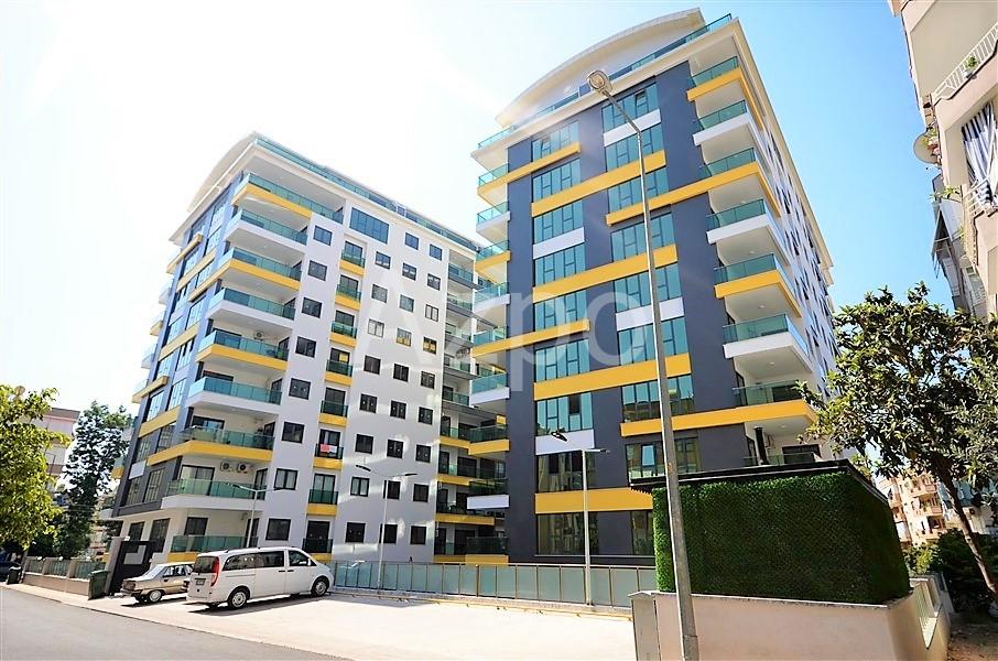 Меблированная квартира 1+1 в центре Алании - Фото 1