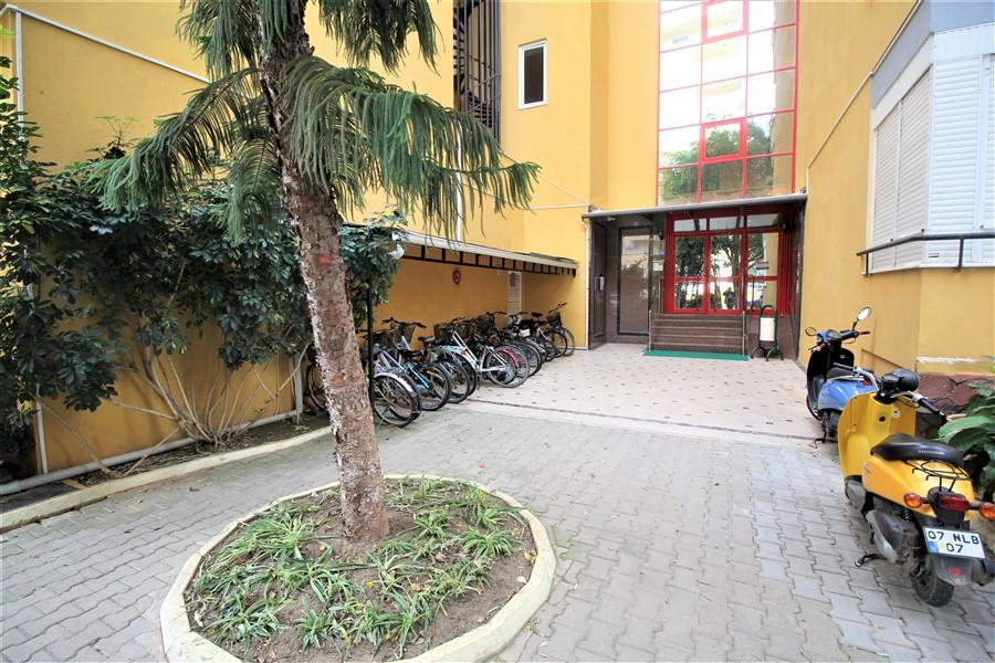 Просторная квартира 1+1 в центре Аланьи - Фото 2