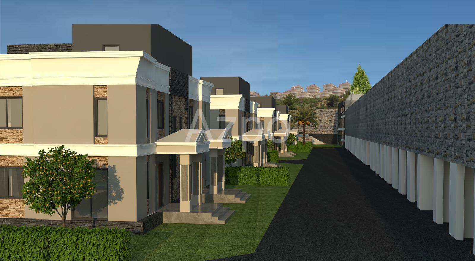 Новый проект эковилл в районе Каргыджак - Фото 9