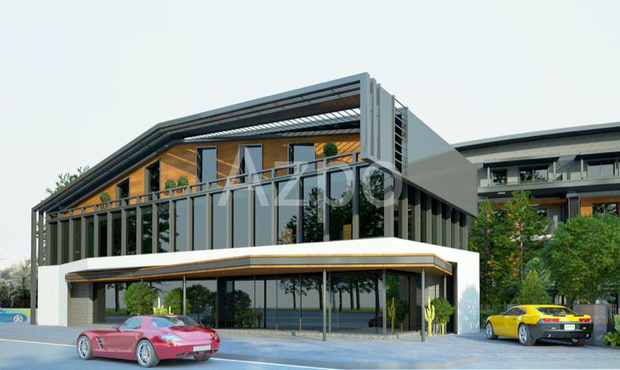 Квартиры 1+1 в инвестиционном проекте в Гюзельоба Лара - Фото 1
