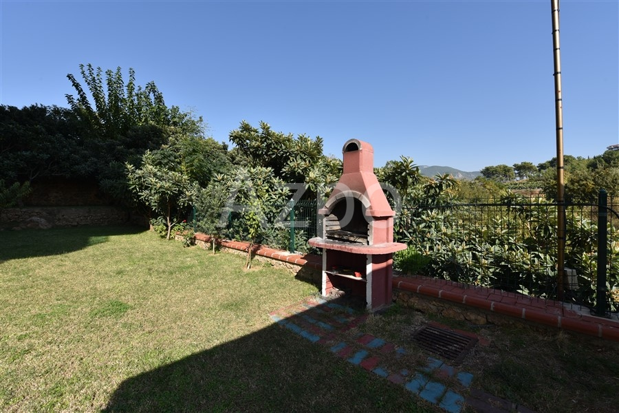 Квартира дуплекс 4+1 с видом на зеленый сад - Фото 10