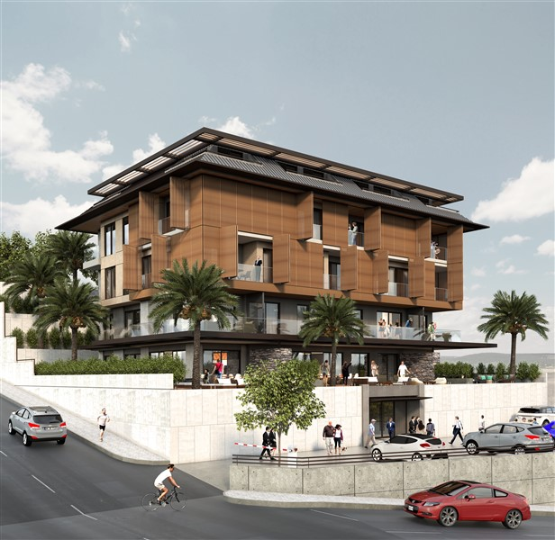 Элитные квартиры в центре Аланьи - Фото 5