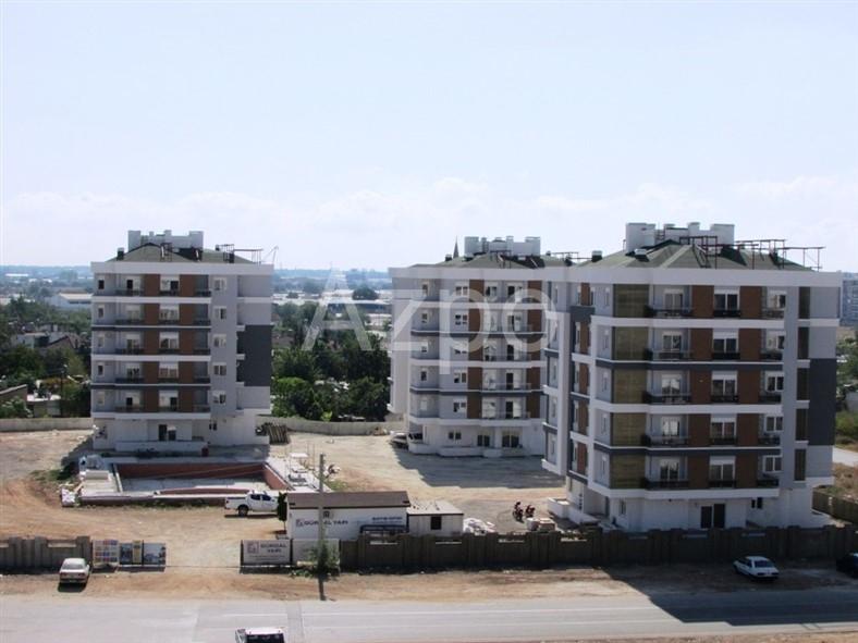 Квартиры 2+1 и 3+1 в районе Кепез Анталия - Фото 9