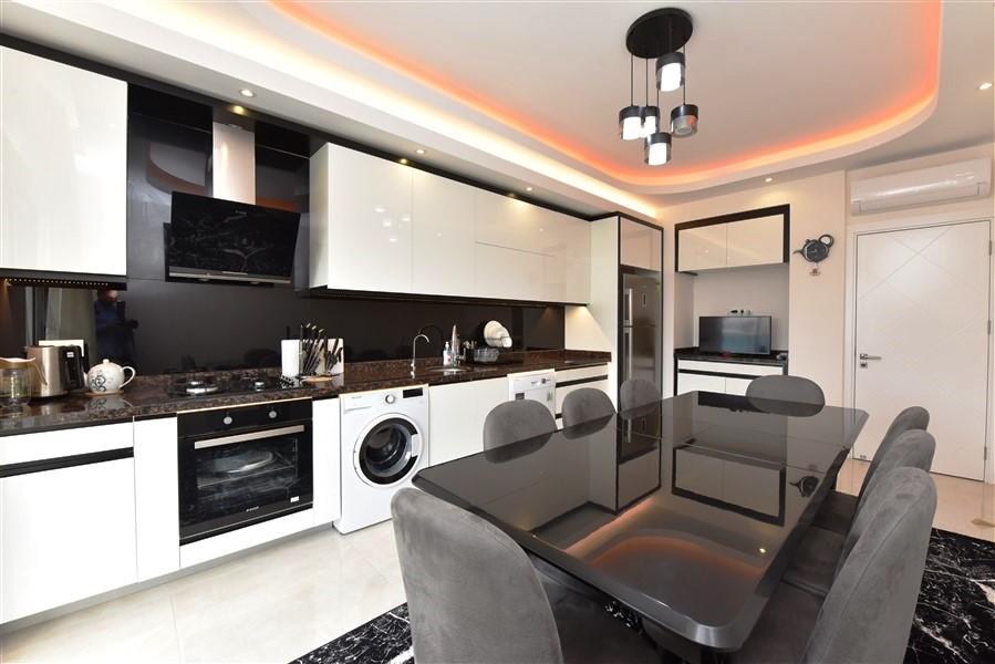 Квартира 3+1 с отдельной кухней в районе Махмутлар - Фото 14