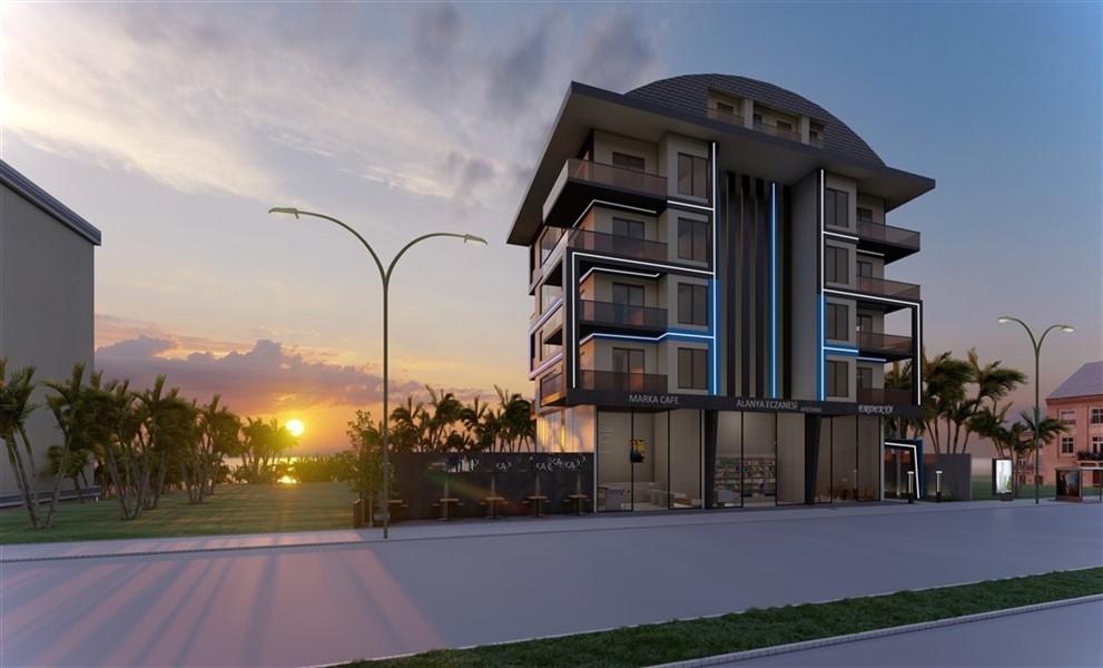 Новый строящийся жилой комплекс в Каргыджак - Фото 3