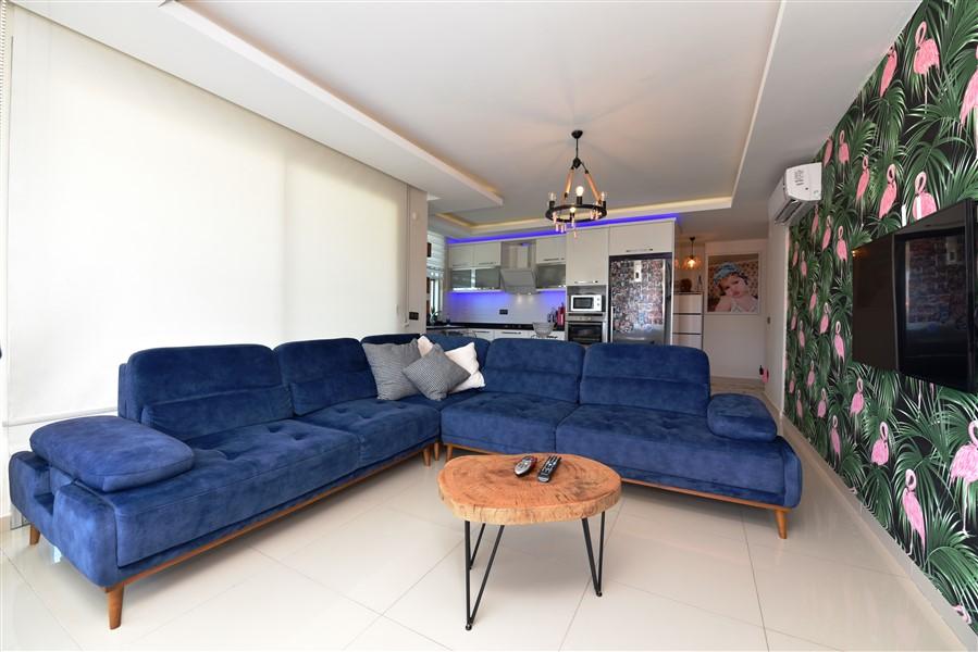Меблированная квартира 2+1 в комплексе с инфраструктурой - Фото 14