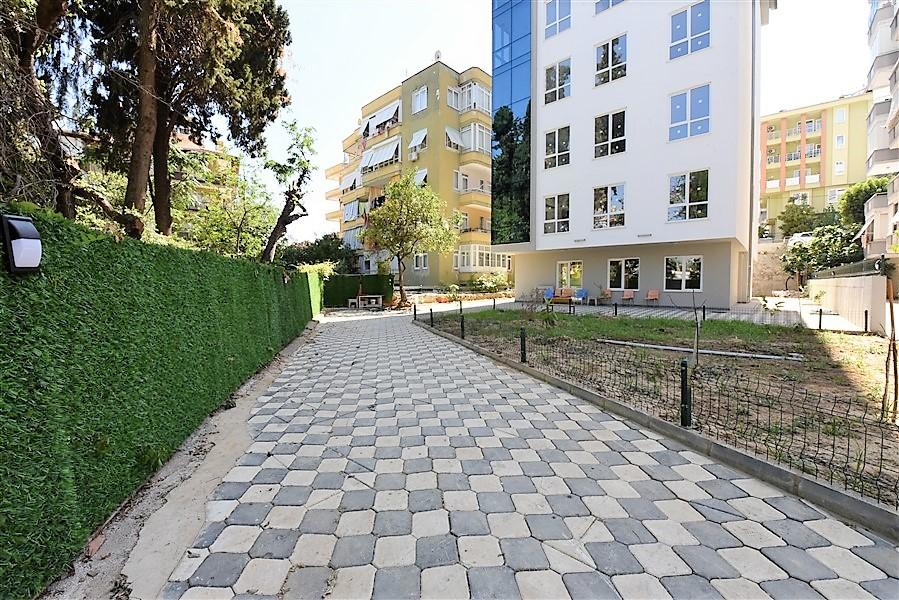 Новая трёхкомнатная квартира в центре Аланьи - Фото 2