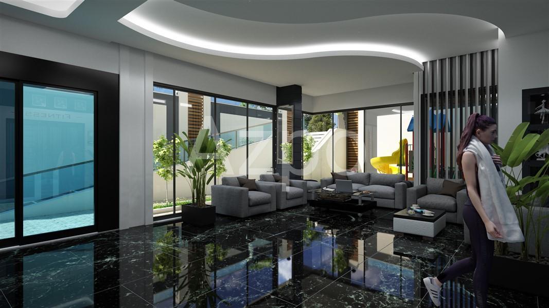 Новый жилой комплекс в районе Махмутлар - Фото 17