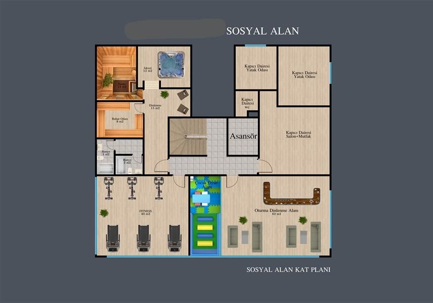 Современные квартиры в строящемся жилом комплексе - Фото 43
