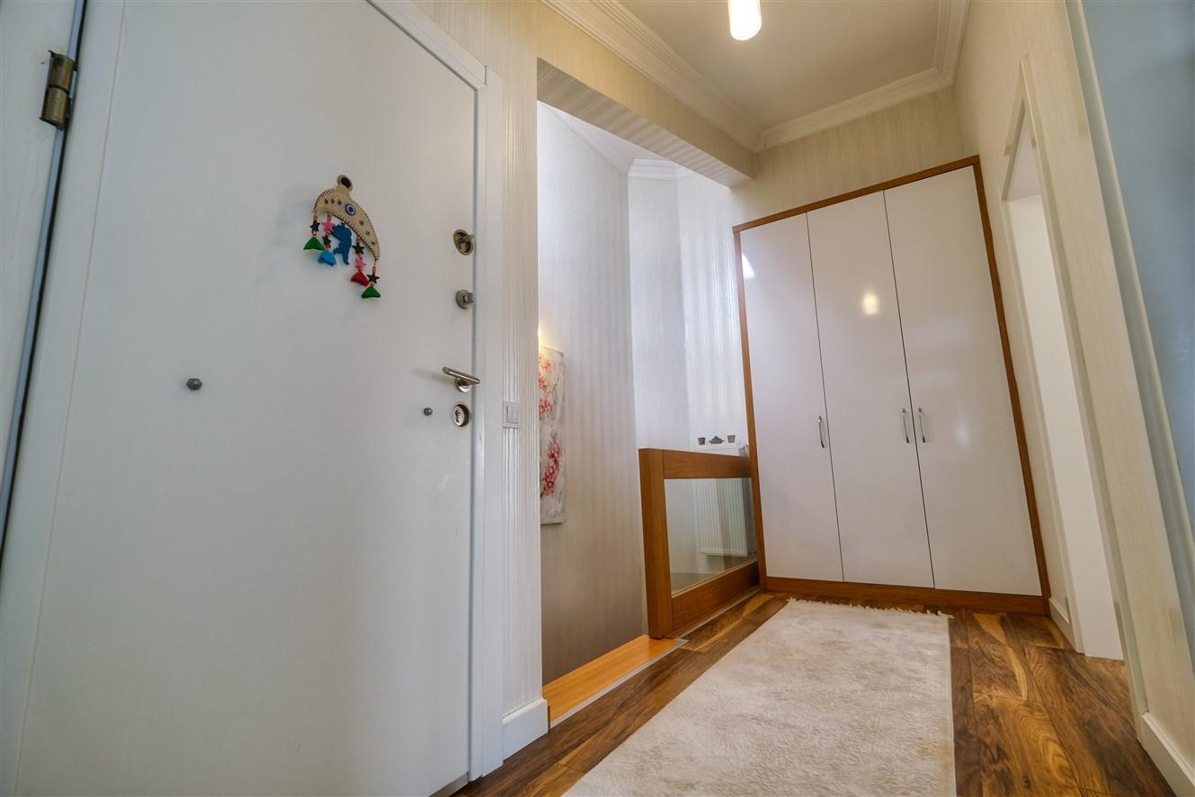 Квартира в престижном микрорайоне Гюрсу Анталья - Фото 9