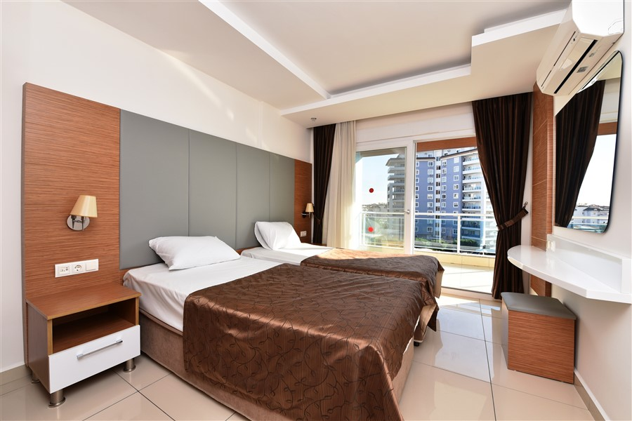 Меблированная квартира планировки 1+1 в комплексе - Фото 14