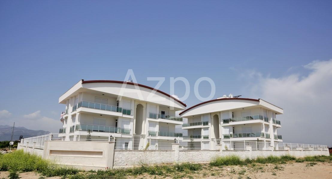 Квартиры 2+1 в комплексе с бассейном в районе Дошемеалты Анталия - Фото 3