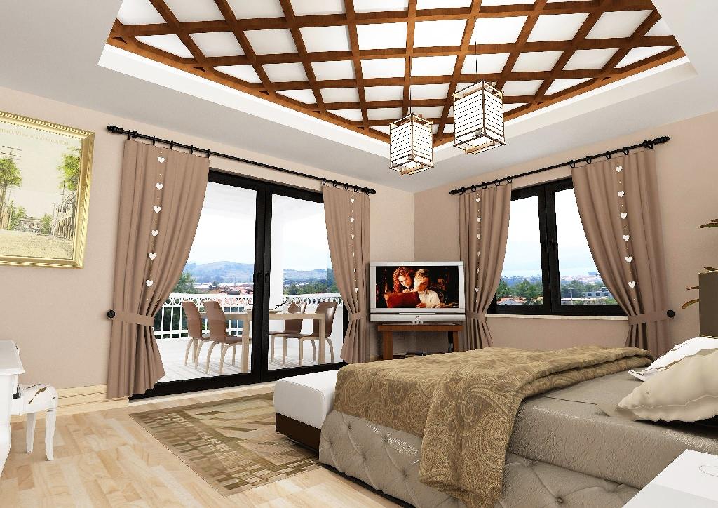 Просторная вилла с 4 спальнями в Узюмлю Фетхие - Фото 23