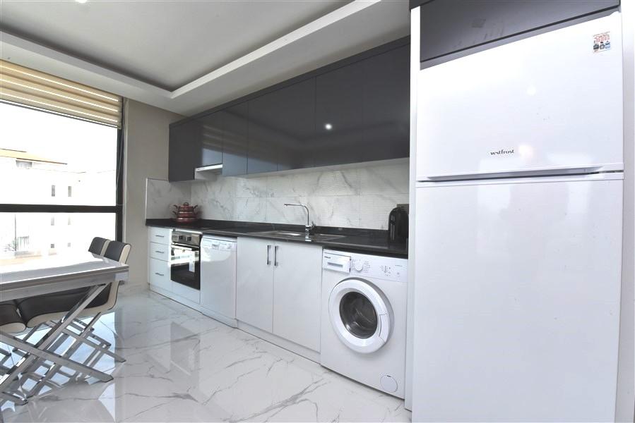 Двухкомнатная квартира с мебелью в новом жилом комплексе - Фото 9