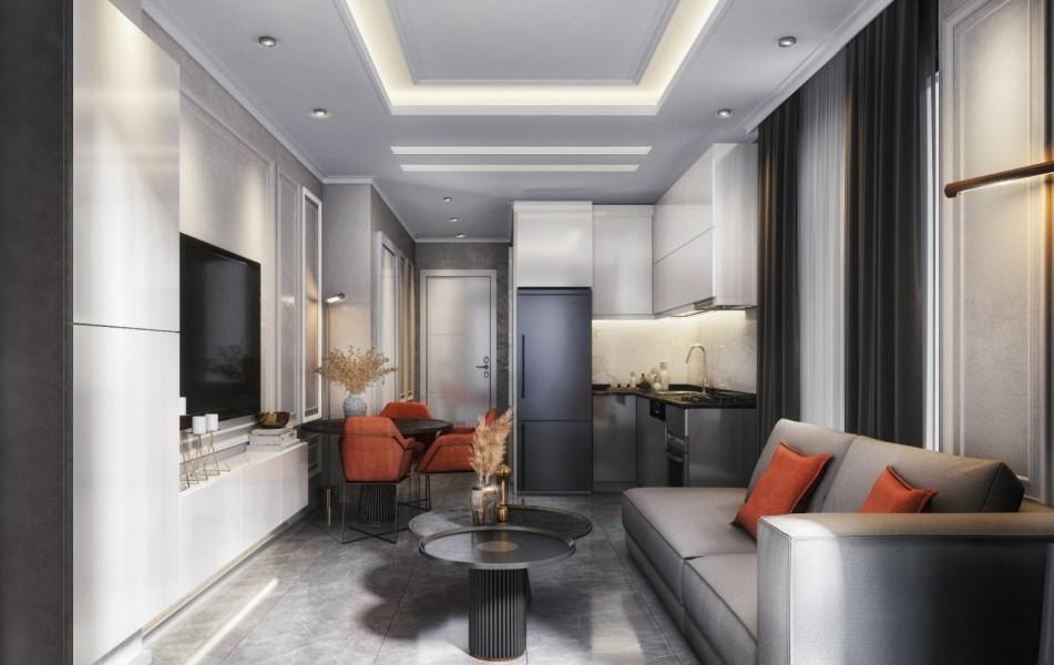 Трёхкомнатные квартиры в центре Аланьи - Фото 10
