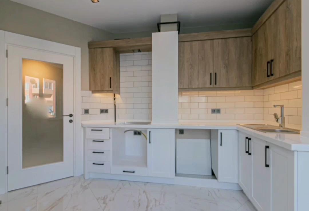 Просторная квартира 3+1 с отдельной кухней в Анталье - Фото 8