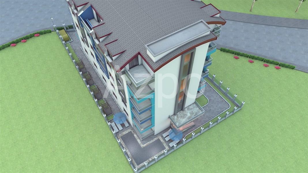 Новый строящийся проект в районе Махмутлар - Фото 5