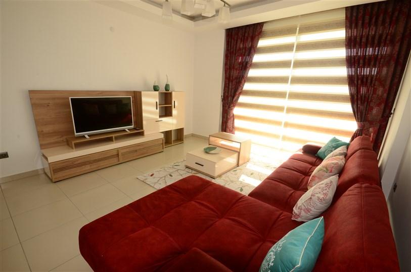 Трёхкомнатная квартира с мебелью в районе Тосмур - Фото 14