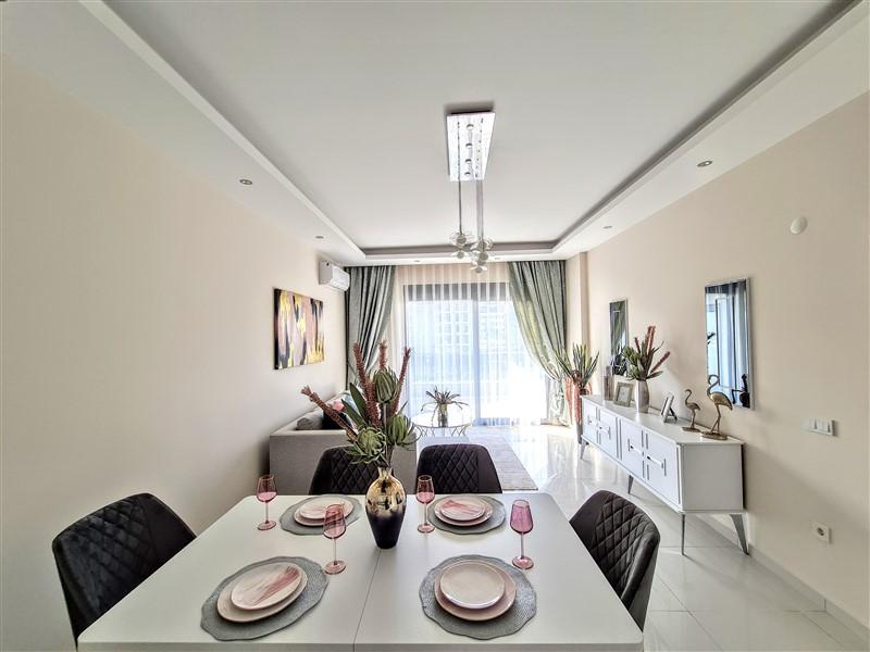 Двухкомнатная квартира с мебелью в районе Каргыджак - Фото 14