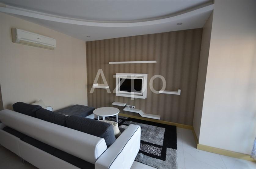 Квартира-дуплекс в благоустроенном комплексе в центре Аланьи - Фото 17