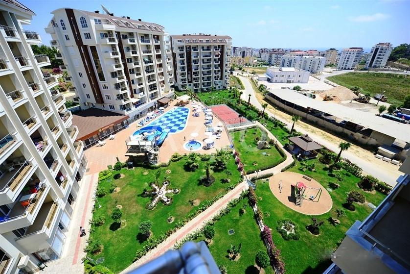 Меблированная квартира в элитном комплексе Авсаллара - Фото 8