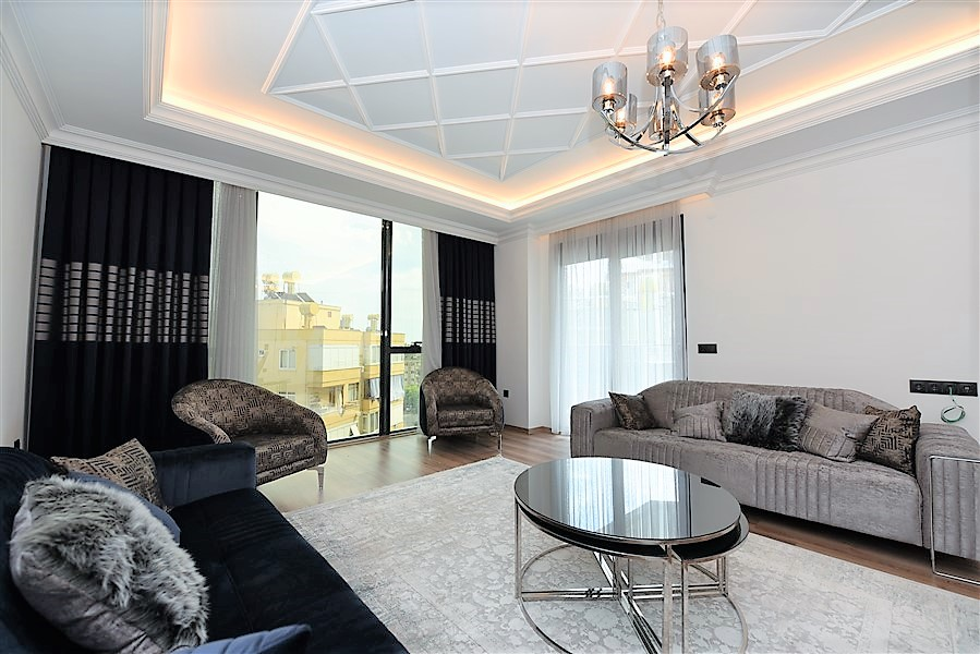 Квартиры в новом комплексе в центре Алании - Фото 12