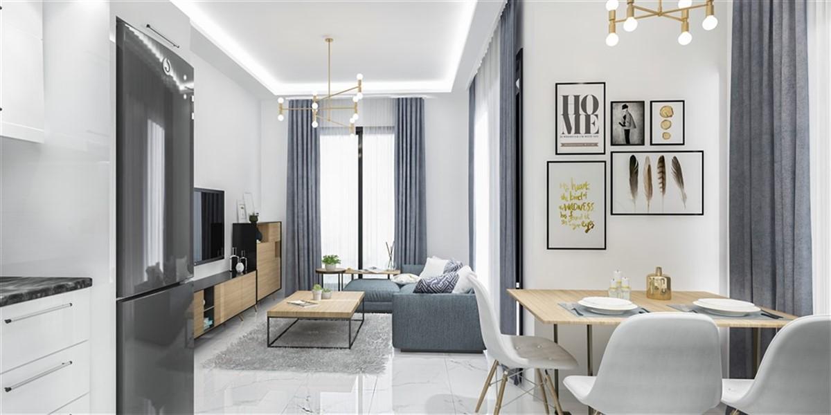 Уютная двухкомнатная квартира в Авсалларе - Фото 3