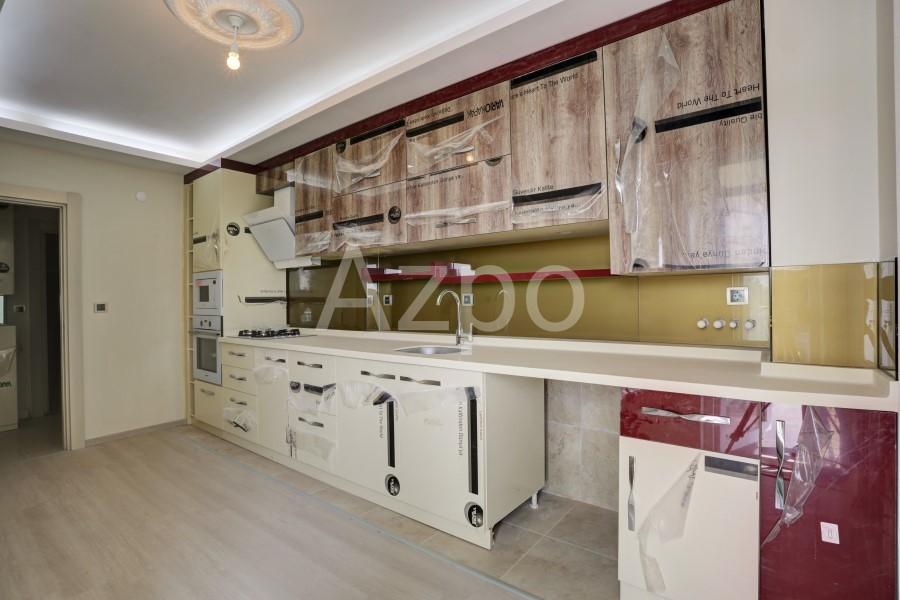 Квартиры 2+1 в комплексе с бассейном в районе Дошемеалты Анталия - Фото 10