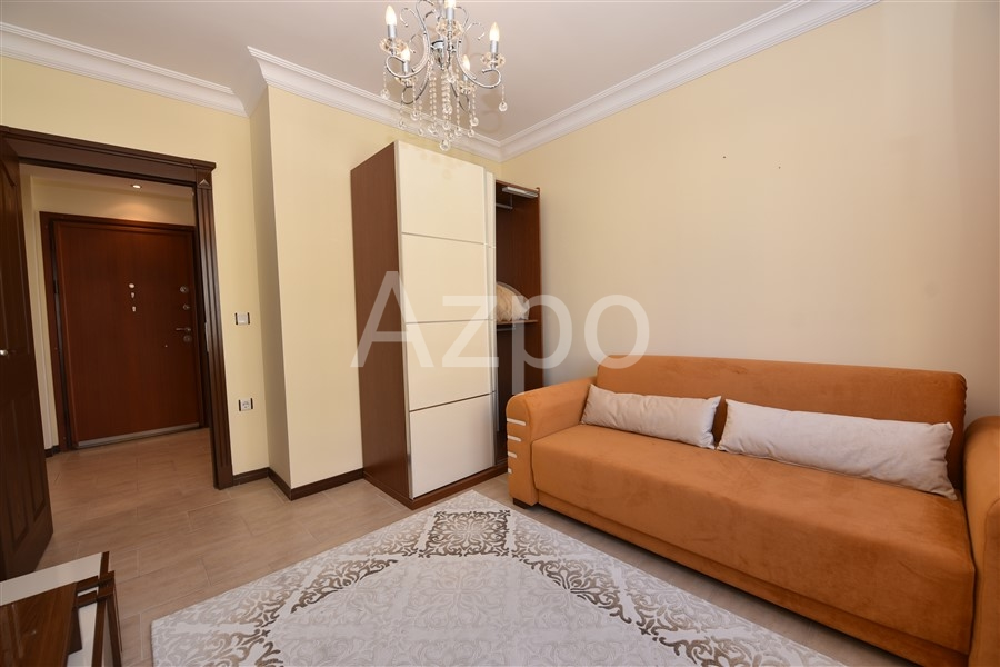 Квартира 2+1 с мебелью и видом на море - Фото 17