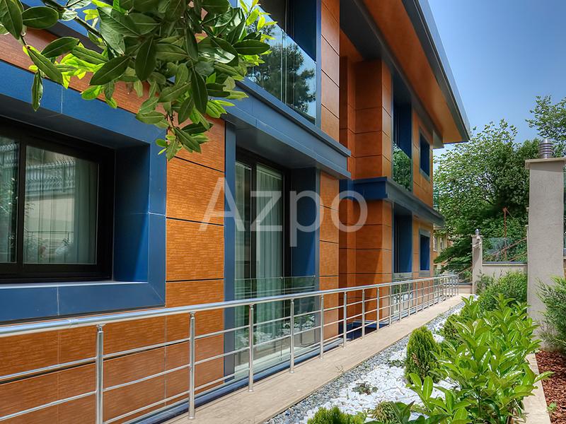 Малоэтажный проект на холме в районе Ускюдар - Фото 15