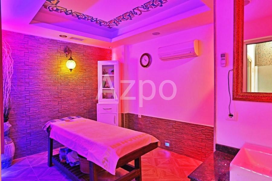 Квартира студия в районе Авсаллар - Фото 17