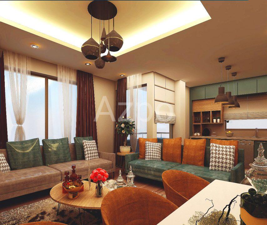 Квартиры в новом проекте в районе Лара Анталия - Фото 11