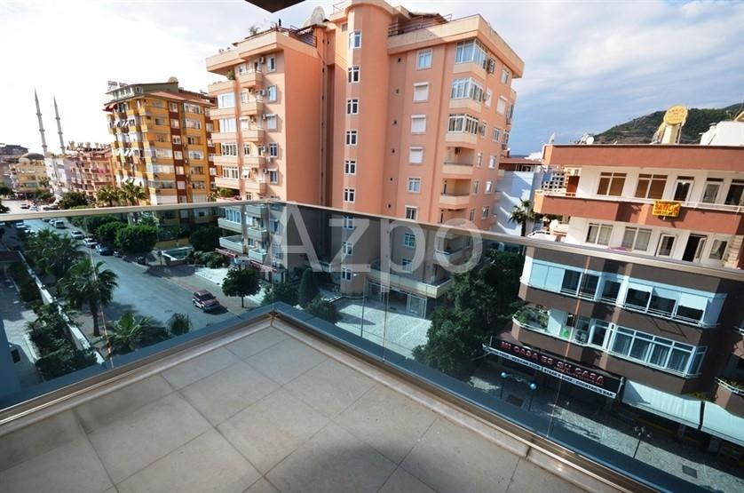 Квартира-дуплекс в благоустроенном комплексе в центре Аланьи - Фото 16