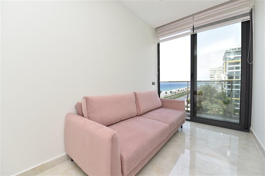 Меблированная квартира 2+1 с видом на Средиземное море - Фото 19