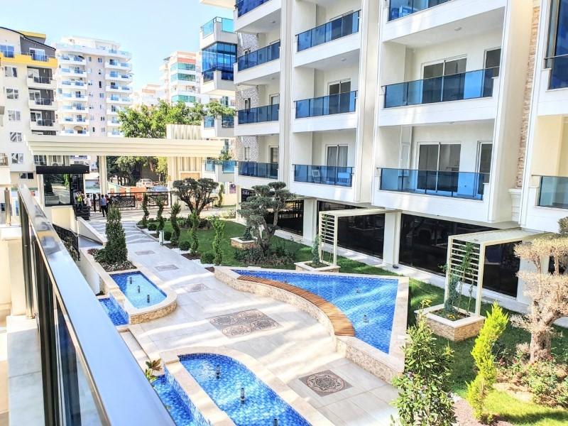 Меблированная квартира планировки 3+1 с видом на море - Фото 2
