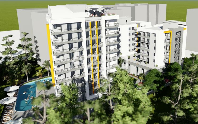 Новый проект элитного жилья в Коньяалты - Фото 1