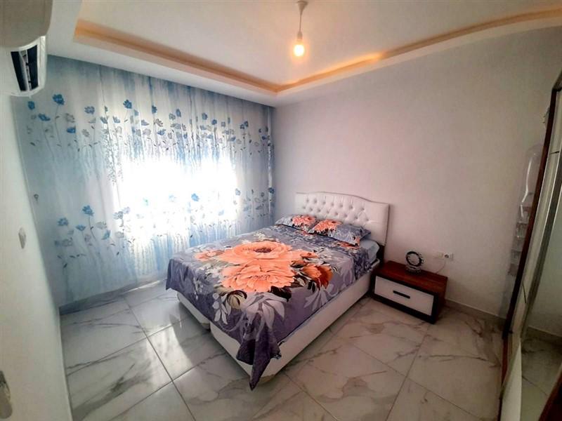 Двухкомнатная квартира с мебелью в центре Махмутлара - Фото 14