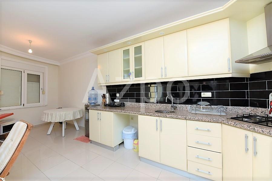 Большая меблированная квартира 2+1 в Махмутларе - Фото 15
