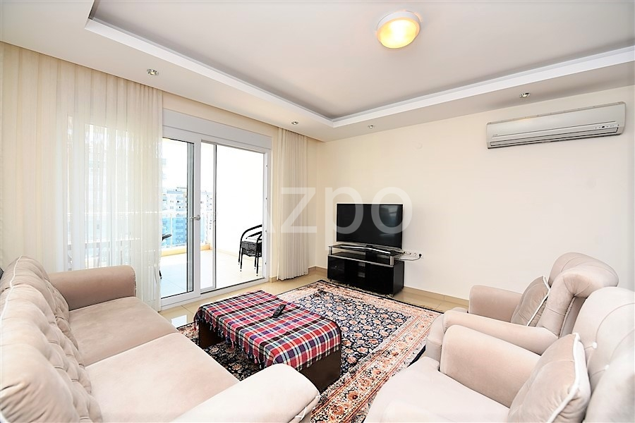 Квартира 2+1 на пятом этаже в Джикджилли - Фото 13