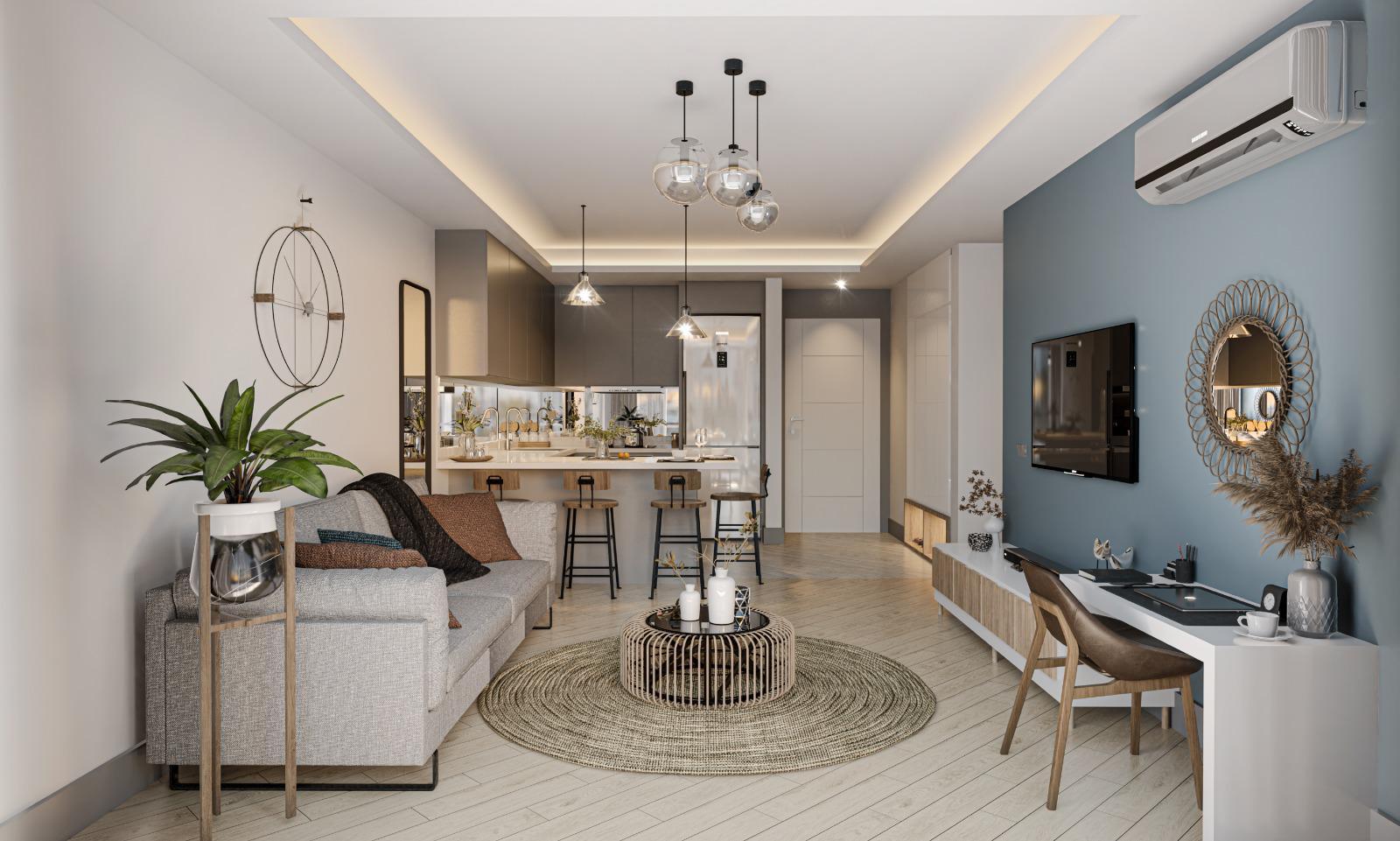 Инвестиционный проект жилого комплекса в Анталье - Фото 7