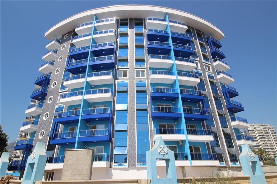 Новая двухкомнатная квартира в районе Махмутлар - Фото 1